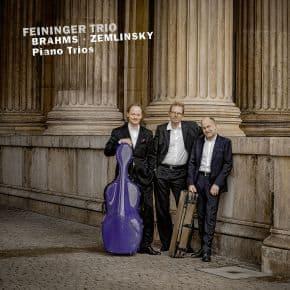 Cover of Feininger Trio - Piano Trios CD